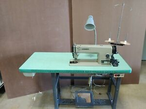 Consew Heavy Duty Industrial Sewing Machine Model Cn 2230 With Table