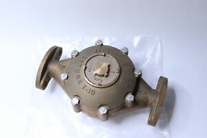 Neptune Water Meter Direct Reading 1 1 2 inch T 10 Meter Not Included