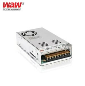12vdc 30a 350w Regulated Switching Power Supply 110v 220v Led And 3d Printers