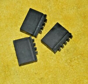Emco Compact 5 80mm Scroll Chuck 3 Machinable Jaws set Only