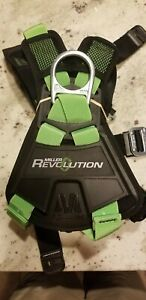 Miller Revolution Full Body Safety Harness With Quick Connectors rdf Qc s mgn