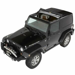 Bestop Sunrider 52453 35 Black Diamond Hardtop For 2007 2017 Jeep Wrangler Jk