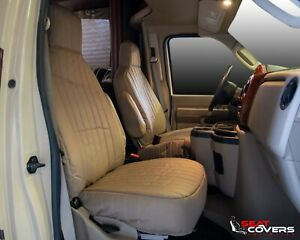 Custom Canvas Front Seat Covers For 2006 2009 Ford Ranger Buckets Not 60 40