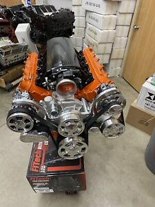 Chevy 6 0l 530hp Complete Crate Engine Pro built 366 370 Lq Ls2 Ls6 6 2 Ls3