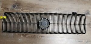 1966 1967 Dodge Charger Center Grille Oem Mopoar Grill for Parts