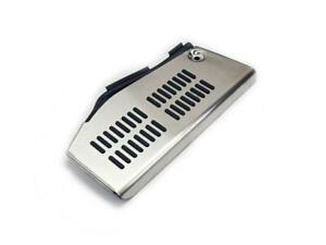 Stainless Steel Foot Rest Dead Pedal For Golf Jetta Mk4 New Beetle Tt Style
