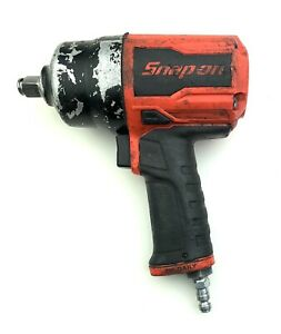 Snap On Tools Usa Pt850 1 2 Drive Air Pneumatic Impact Wrench Gun