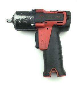 Snap on Tools Usa Ct761 14 4v Micro Lithium 3 8 Impact Wrench Gun needs Repair