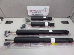 Toyota Land Cruiser 00 07 Front Rear Shock Absorber Set Kit Genuine Oem Oe