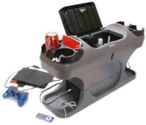 Truck Floor Cup Holder Mount Console Seat Center Rv Universal Car Organizer Van