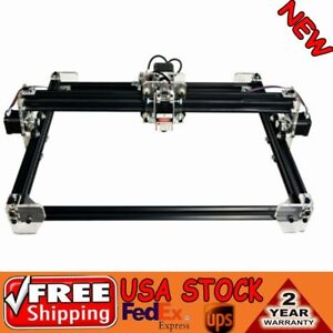 Diy Cnc Laser Engraving Cutting Machine Engraver Printer Desktop Cutter