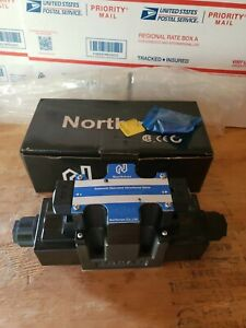 Northman Swh g03 c4 a120 10 Hydraulic Directional Control Valve new
