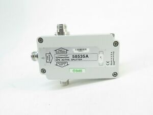 Symmetricom 58535a Gps Active 3 way Splitter