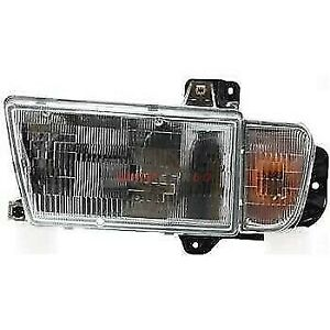 New Head Lamp Assembly Right Fits 1990 1997 Geo Tracker 30020198 30000153