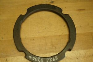 Peas 4 Cell Corn Seed Plate For Vintage Charlotte Nc Corn Cotton 1 Row Planter