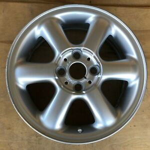 2007 2014 Mini Cooper Clubman Wheel Rim Factory 15x5 5 Oem 71191 Silver Alloy
