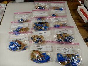 Bourns Panel Mount Wired Trim Pots Nos Many Values You Choose 3057l 200l