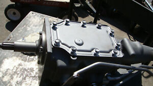 1964 1 2 Mustang Toploader 4 Speed Transmission Heh c With Stock Shifter Ford