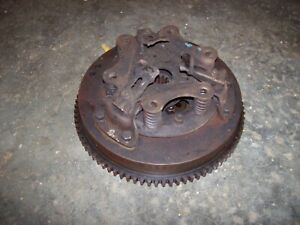 Farmall Cub Ih Clutch Assembly With Fly Wheel And Ring Gear