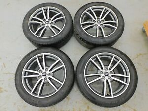 2015 2019 Ford Mustang Gt 18 x8 Rims And Tires set Oem