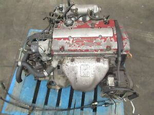 Jdm Honda Prelude H22a Type S Engine Euro R Lsd Transmission Not Included
