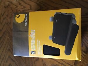 Carhartt Cover Bench Seat Protection Black New Authentic Factory