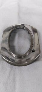 Model A Ford Oval Speedometer Bezel For Model A 1928 june 1930 With Glass