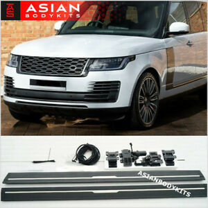 For Range Rover Vogue L405 2018 Side Step Electric Deployable Running Boards