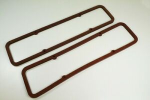 5 16 Extra Thick Small Block Chevy 283 305 327 350 Cork Valve Cover Gasket Sbc