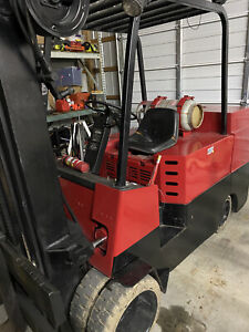 Allis Chambers Acc120 Gas Forklift