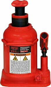 Norco Professional Lifting Equipment 76820a Low Height 20 Ton Bottle Jack