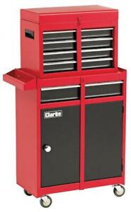 Mechanics 5 Drawer Tool Chest Roller Cabinet