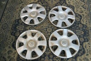 2002 2003 2004 Toyota Camry Wheel Covers Hubcaps Set Of 4 42621 Aa080