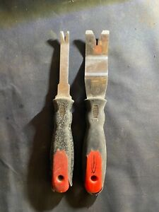 Bluepoint Sold By Snap On X2 Trim Removal Tool Set Used