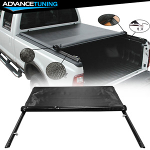 Fits 09 14 Ford F 150 W o Utility Track 5 5ft Roll up Soft Trunk Tonneau Cover