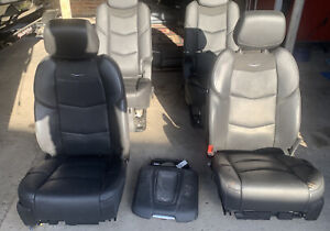 2015 2016 2017 2018 2019 2020 Cadillac Escalade Seats Front Middle And Third Row