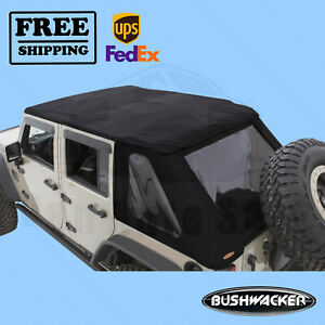 Soft Top Bushwacker Fits Jeep Wrangler 2007 17