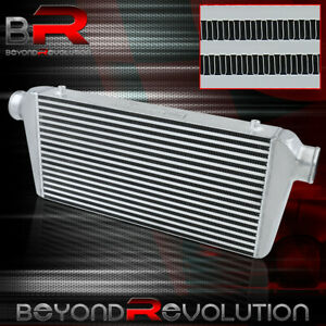 For Acura Turbo Supercharger Bar Plate Intercooler Cooling Air System 31x11 75x3