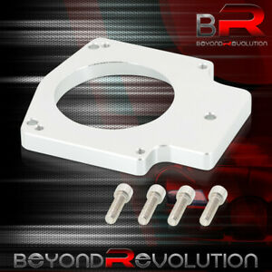 For Chevy Gm Universal Ls series 75mm 92mm Aluminum Throttle Body Adapter Plate