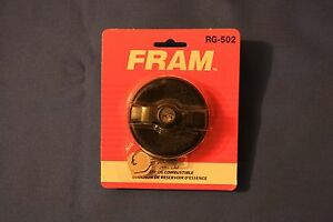 Locking Gas Fuel Cap Rg 502 Ford F Series Trucks E Vans W o Threaded Mouth