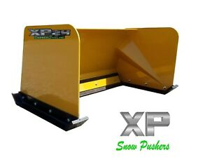 4 Xp24 Mini Bobcat Mt50 Mount Snow Pusher Local Pickup