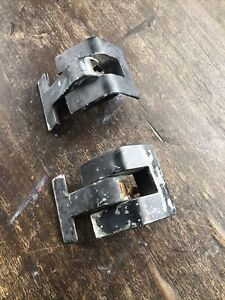 Amc Rebel Sst Convertible Front Top Latch Pair Salvage