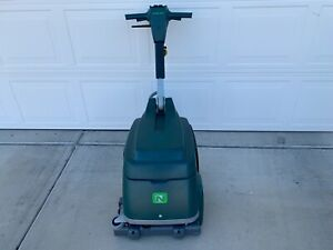 Nobles Speed Scrub 15 Cord Electric Cylindrical Floor Scrubber