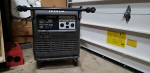 Honda Eu6500is Inverter Generator