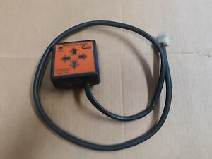 Working Oem Curtis Sno Pro 3000 Touchpad Controller Straight Blade Snow Plow