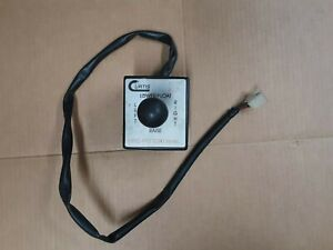 Working Oem Curtis Sno Pro 3000 Joystick Controller Straight Blade Snow Plow