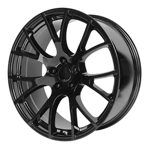 5x127 Wheel 22 Inch Rim Oe Creations 22x9 5 35mm Gloss Black