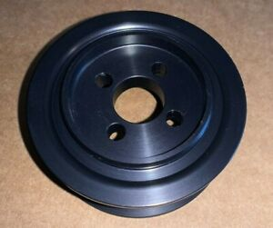 2005 2009 Saleen Series Vi 2 75in Supercharger Pulley S197 Mustang 4 6l