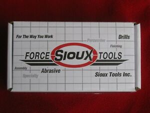 Sioux Tools Model 5055a Pneumatic Air 1 4 In Angle Die Grinder New In Box