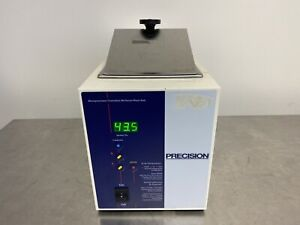 Precision Scientific 280 Series Water Bath Cat No 51221048 Pre owned Tested